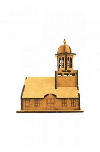 3d Wooden Model Maiden Tower Fun educational Puzzle Toy