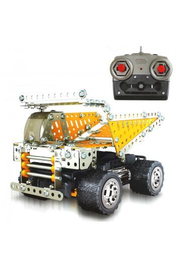 Technıc Lego Remote Control Metal Truck Intelligence Enhancing Lego Toy