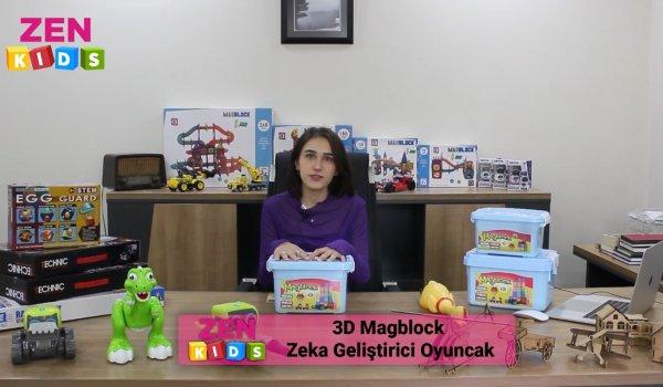 Magblocks Zeka Geliştirici Oyuncaklar