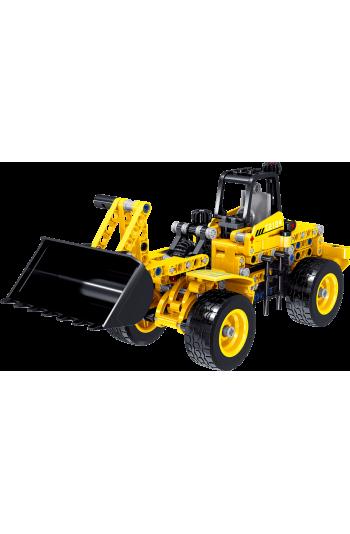 Technıc Lego Kepçe Inşaat Iş Makinesi 322 Parça Oyuncak Zeka Geliştiren Lego Oyuncak