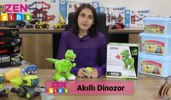Akıllı Dinozor robotu Zenkid
