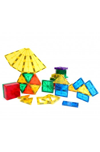 3D Magnet Block Intelligence Toy / 60 Pieces