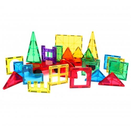 128 Parça 3D Magnet Blok Zeka Geliştirici Oyuncak