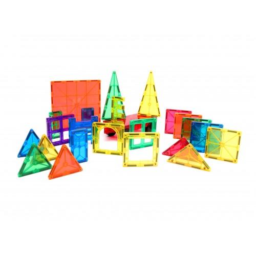 108 Parça 3D Magnet Blok Zeka Geliştirici Oyuncak