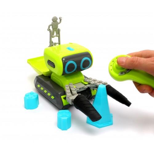 Zenkid Intelligent Construction Robot / Intelligence Developing Educational Toy