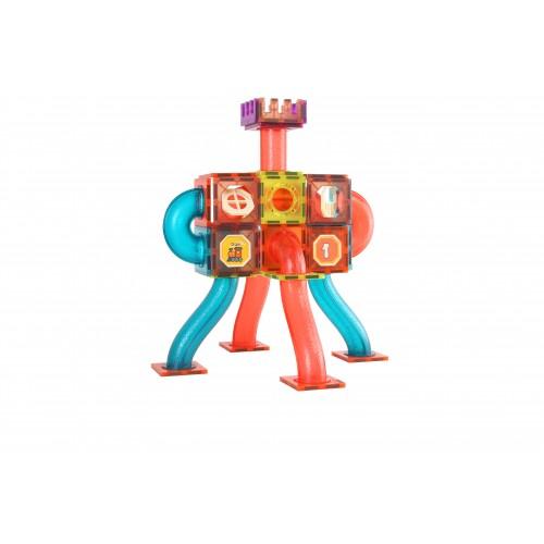 188 Parça 3D Magnet Blok Zeka Geliştirici Eğitici Oyuncak