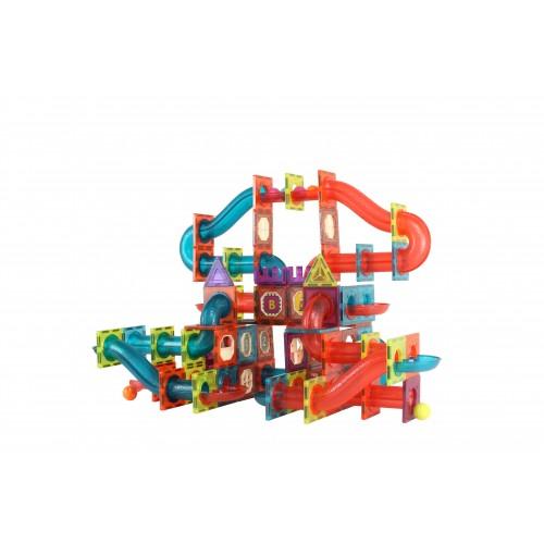 268 Parça 3D Magnet Blok Zeka Geliştirici Eğitici Oyuncak