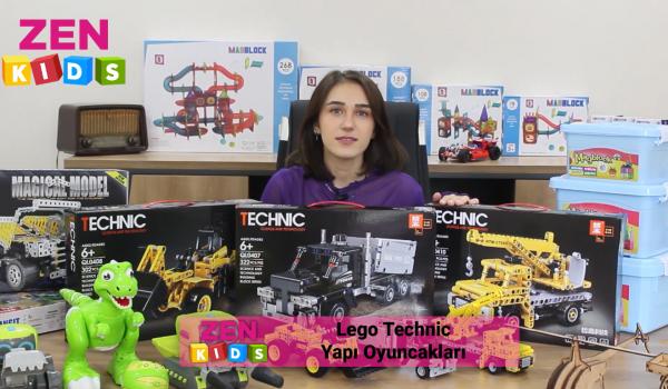 Lego Technic Yapı Oyuncaklar