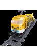 Technıc Lego Tren Seti ve Tren Yolu Oyuncak Zeka Geliştiren Lego Oyuncak